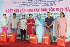 Ngày hội văn hóa các dân tộc Việt Nam  tại Thành phố Hồ Chí Minh