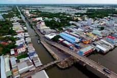 Huyện vùng sâu Vĩnh Thuận về đích nông thôn mới
