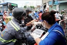 Thành phố Hồ Chí Minh: Xây dựng quy trình khai báo y tế điện tử cho người dân ra, vào quận Gò Vấp