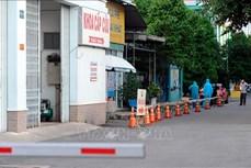 Dịch COVID-19: Một số bệnh viện, phòng khám tại Thành phố Hồ Chí Minh tạm thời bị phong tỏa, ngưng hoạt động khám bệnh ngoại trú