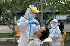 Thành phố Hồ Chí Minh: Tăng cường tầm soát dịch COVID-19 trong công nhân lao động