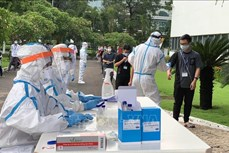 Dịch COVID-19: Sáng 4/6, thêm 11 trường hợp dương tính với SARS-CoV-2 ở Thành phố Hồ Chí Minh