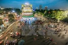夜间经济——河内吸引游客的动力
