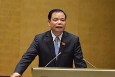 阮春强部长:农业产业以转变促发展