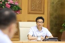 武德澹副总理:严厉惩处不按防疫规定进行健康申报和接受隔离的行为