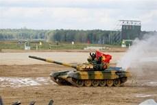 国际军事比赛-2020:越南队成绩良好
