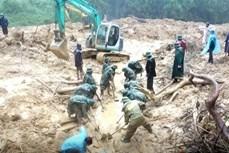 广平、广南泥石流灾害:全力搜救失踪人员