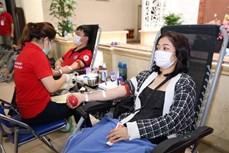 """2020年""""仁爱之心""""无偿献血活动:携手解决年底血液供应短缺问题"""