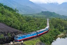 越南铁路在2021年1月内把火车票价下降一半