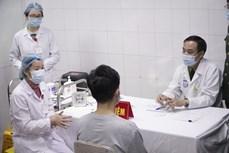 越南新冠疫苗第一阶段人体试验完成