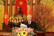 越共中央总书记、国家主席阮富仲:将机遇转化为现实,加快建设繁荣、幸福国家