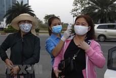 新冠肺炎疫情:近4.5万名外地工人在同奈省过年