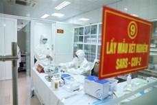 越南无新增新冠肺炎确诊病例 第一至第三次检测结果呈阴性反应的有182例