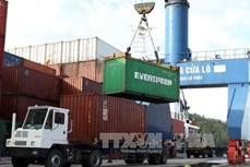 今年一月份越南港口行业仍保持良好的增长