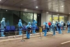 越南加强管理从海外飞往越南的载客航班