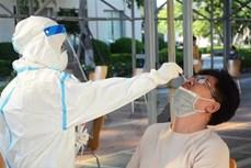 5月29日中午越南新增56例新冠肺炎确诊病例