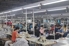 2021年前5月越南全国各工业园区引进外资60.2亿美元