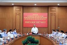 国家主席:促进法治国家建设 更好为民服务