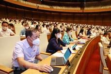 越南第十五届国会第一次会议议程最后一周:投票选举国家重要职务