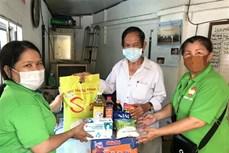 胡志明市受疫情影响的36.5万人得到援助