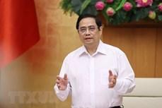越南政府总理范明政:认真、科学研究 安全适应新冠肺炎疫情