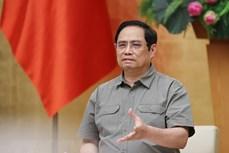 范明政总理:疫情防控不可掉以轻心 急于开放经营活动