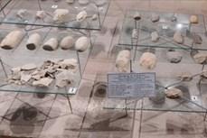 """安沛省""""茂阿码头""""考古遗址再发掘 又有""""惊世""""发现"""
