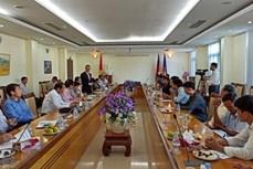 越裔柬埔寨人社群人力资源发展基金会正式亮相