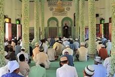 Đồng bào Chăm vui tết Roya Haji