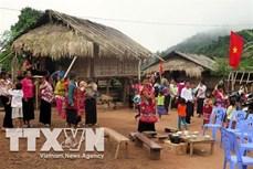 Cuộc sống mới của đồng bào dân tộc Cống ở Điện Biên