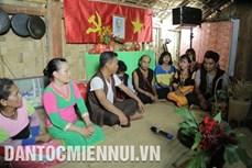 Tái hiện Lễ cưới của đồng bào dân tộc Raglai