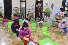 越南52个省市学生重返校园