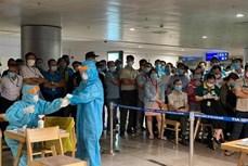 新山一机场出现的新冠病毒株无症状或症状很轻