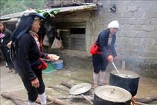 Về Cẩm Thủy đón Tết năm cùng của đồng bào dân tộc Dao