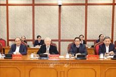 Bộ Chính trị, Ban Bí thư khóa XIII họp phiên đầu tiên: Tổ chức thành công cuộc bầu cử, đưa Nghị quyết Đại hội XIII vào cuộc sống