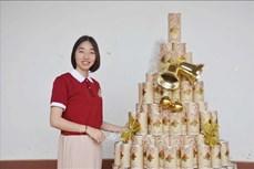 Nữ doanh nhân trẻ Nguyễn Thị Thu Phương nỗ lực đưa mắc ca Việt vươn xa