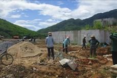 Huyện Quan Hóa di dời 35 hộ dân tộc thiểu số ở vùng có nguy cơ sạt lở đến nơi an toàn