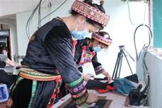 Góp phần quảng bá sâu rộng sản phẩm truyền thống của dân tộc Dao
