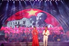 """Đặc sắc chương trình nghệ thuật với chủ đề """"Thành phố Hồ Chí Minh - Thành phố anh hùng"""""""