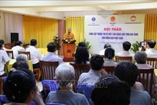 Nâng cao nhận thức về dân số và phát triển cho đồng bào Phật giáo tại Cà Mau