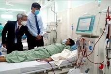 Đưa vào hoạt động trung tâm lọc máu theo tiêu chuẩn Nhật Bản tại Thành phố Hồ Chí Minh