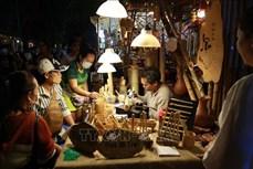 Khai mạc Lễ hội Tết Việt 2021 tại Thành phố Hồ Chí Minh