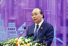 政府总理阮春福:发展智慧城市 走向人的全面发展