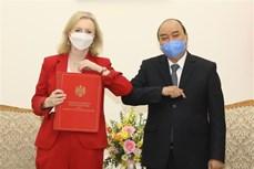 英国国际贸易大臣:英国将越南视为可信任且稳固的伙伴