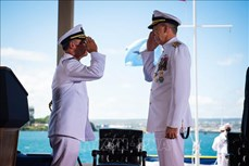 越南驻美大使何金玉出席美国印太司令就职仪式