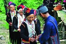 Lễ cầu mùa của người Khơ Mú