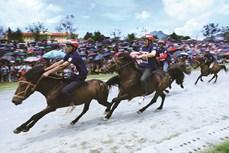 Giải đua ngựa truyền thống Bắc Hà