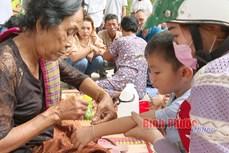 Nét độc đáo lễ Sene Neak Ta của người Khmer ở Bình Phước