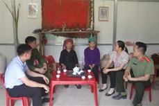 Những ngôi nhà từ chủ trương hỗ trợ hộ nghèo của Bộ Công an ở Cao Bằng