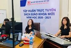 NXBGD Việt Nam hoàn thành việc bồi dưỡng giáo viên sử dụng SGK lớp 1 và chuẩn bị đủ SGK cho năm học mới